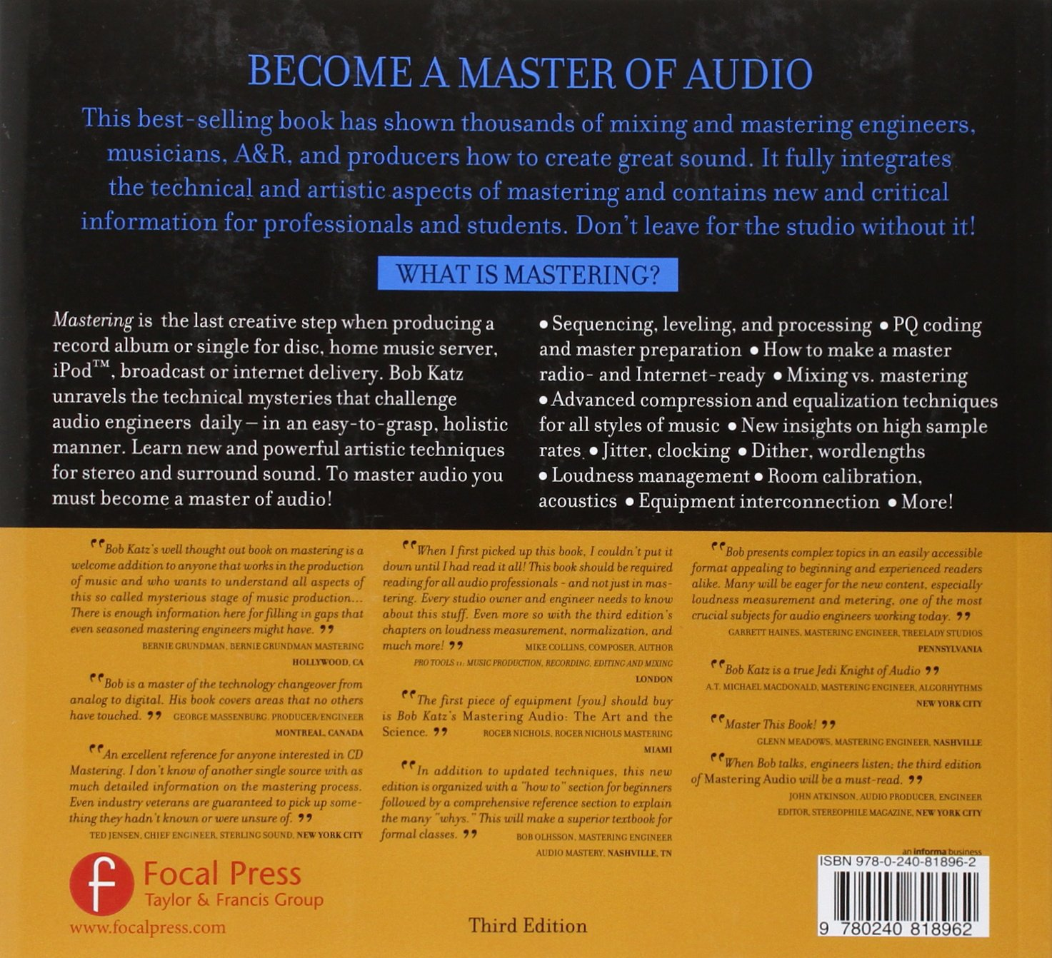 Mastering audio the art and the science livros na amazon brasil mastering audio the art and the science livros na amazon brasil 8601404985119 fandeluxe Gallery