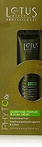 Lotus Professional Phyto Rx Clarifying Pimple & Acne Crème,15g