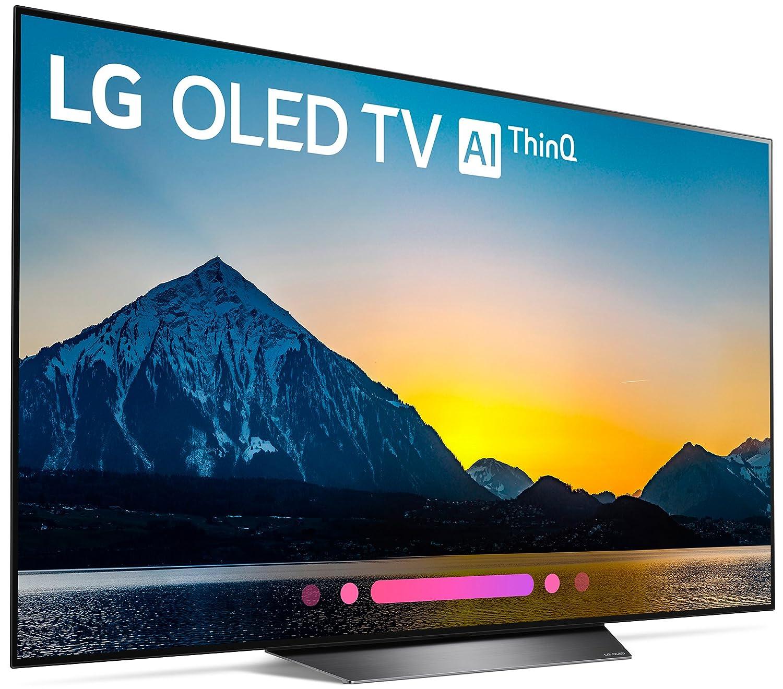 adf6bc429f1 Amazon.com  LG Electronics OLED65B8PUA 65-Inch 4K Ultra HD Smart OLED TV ( 2018 Model)  Electronics
