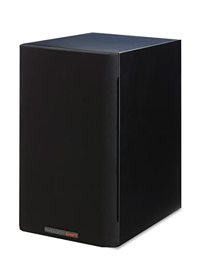Paradigm Shift A2 Bookshelf Speaker Storm Black Satin