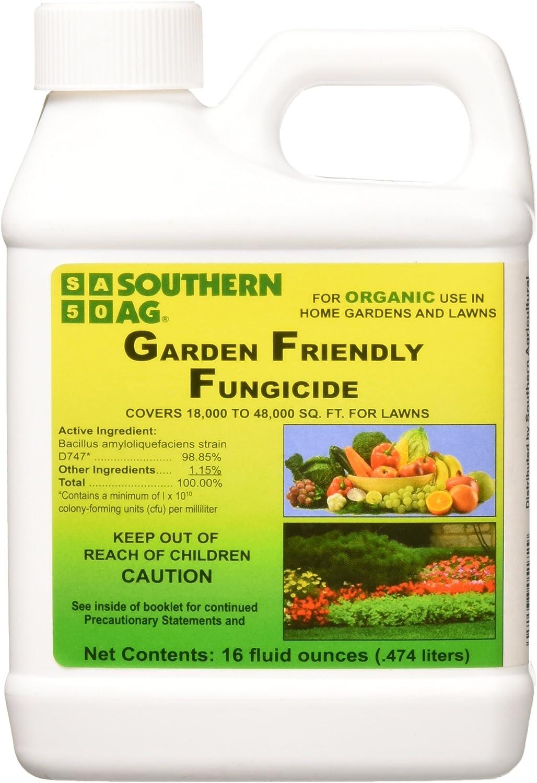 Southern Ag Garden Friendly Biological Fungicide,16oz