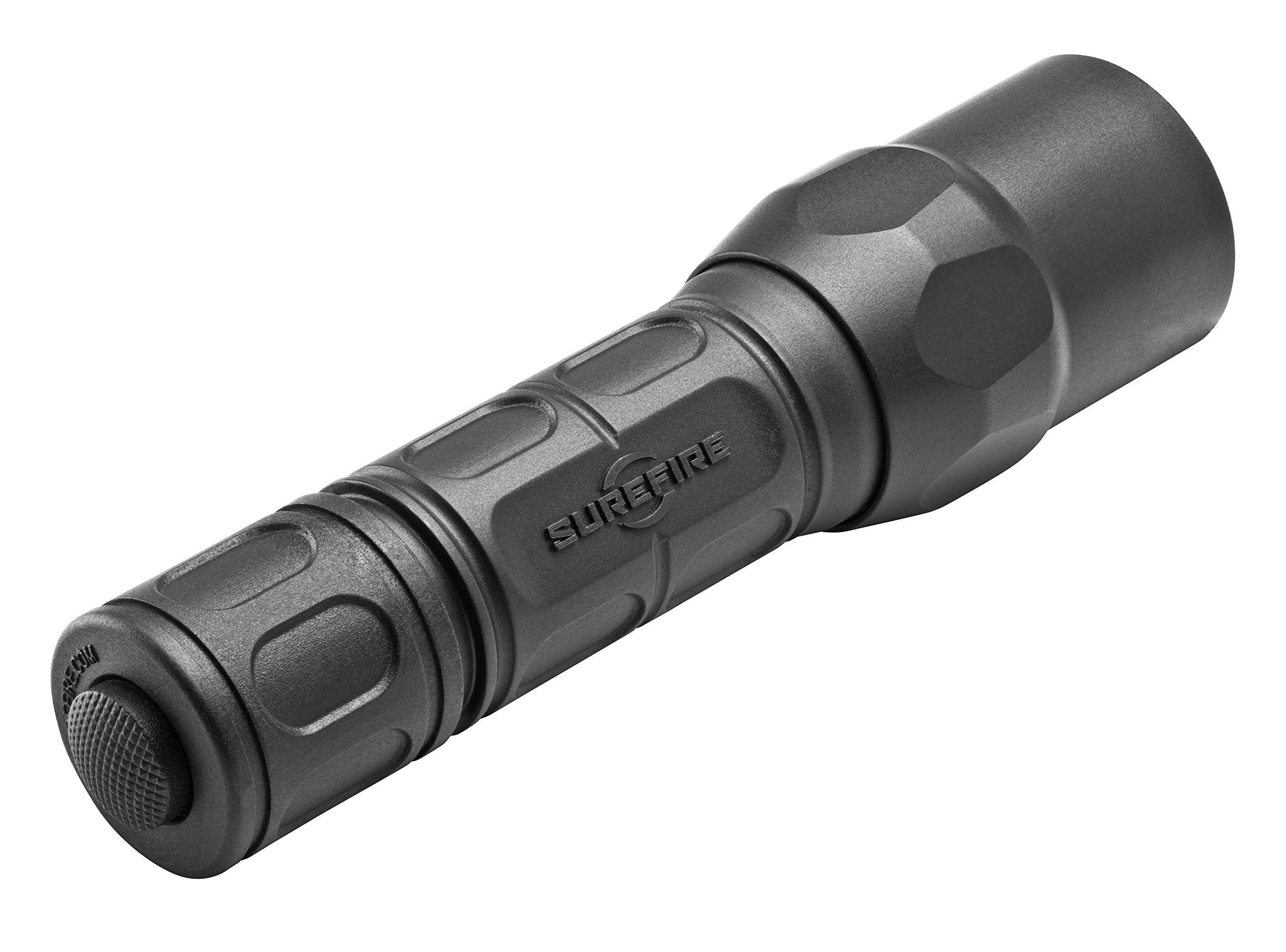 SureFire G2X Pro Dual-Output LED Flashlight with Click Switch, Black by SureFire (Image #3)