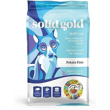 Solid Gold Wolf Cub