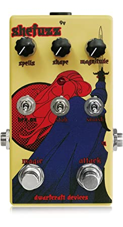 Dwarfcraft Devices SheFuzz V3