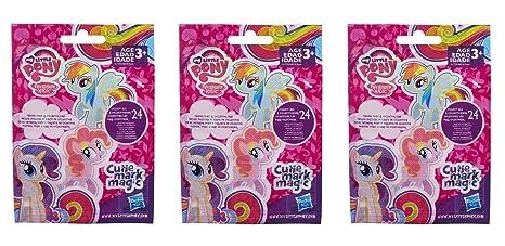 Amazon Com My Little Pony Wave 12 Cutie Mark Magic Blind Bag Figure
