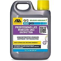 Fila PS87 Detergente, quitamanchas, decapante para barro, gres