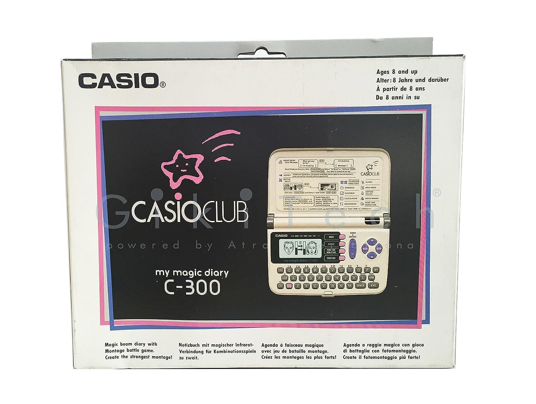 Casio mi Diario mágico C100: Amazon.es: Electrónica