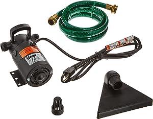 Simer M40P Mini-Vac Utility Pump Kit