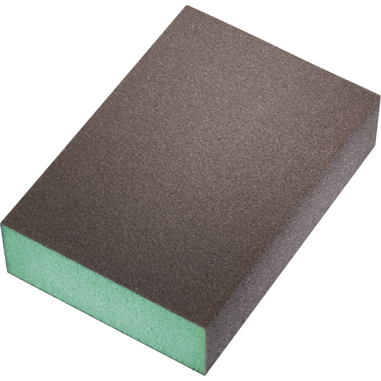 Sia Super Fine Sanding Block Soft 7991, 98  x 69  x 26  –   Green/Light F03E00R8  K0 98 x 69 x 26 - Green/Light F03E00R8 K0 F03E00R8K0