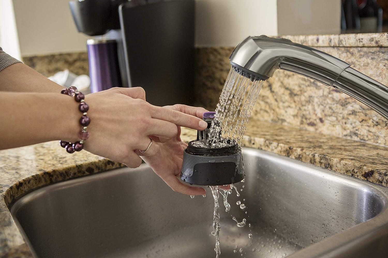 Edelstahl Isolierbecher sp/ülmaschinenfester Deckel BPA-frei 470 ml auslaufsicher Contigo Thermobecher West Loop Autoseal Kaffebecher to go