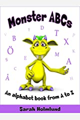 Monster ABCs: An alphabet book from A to Z Kindle Edition