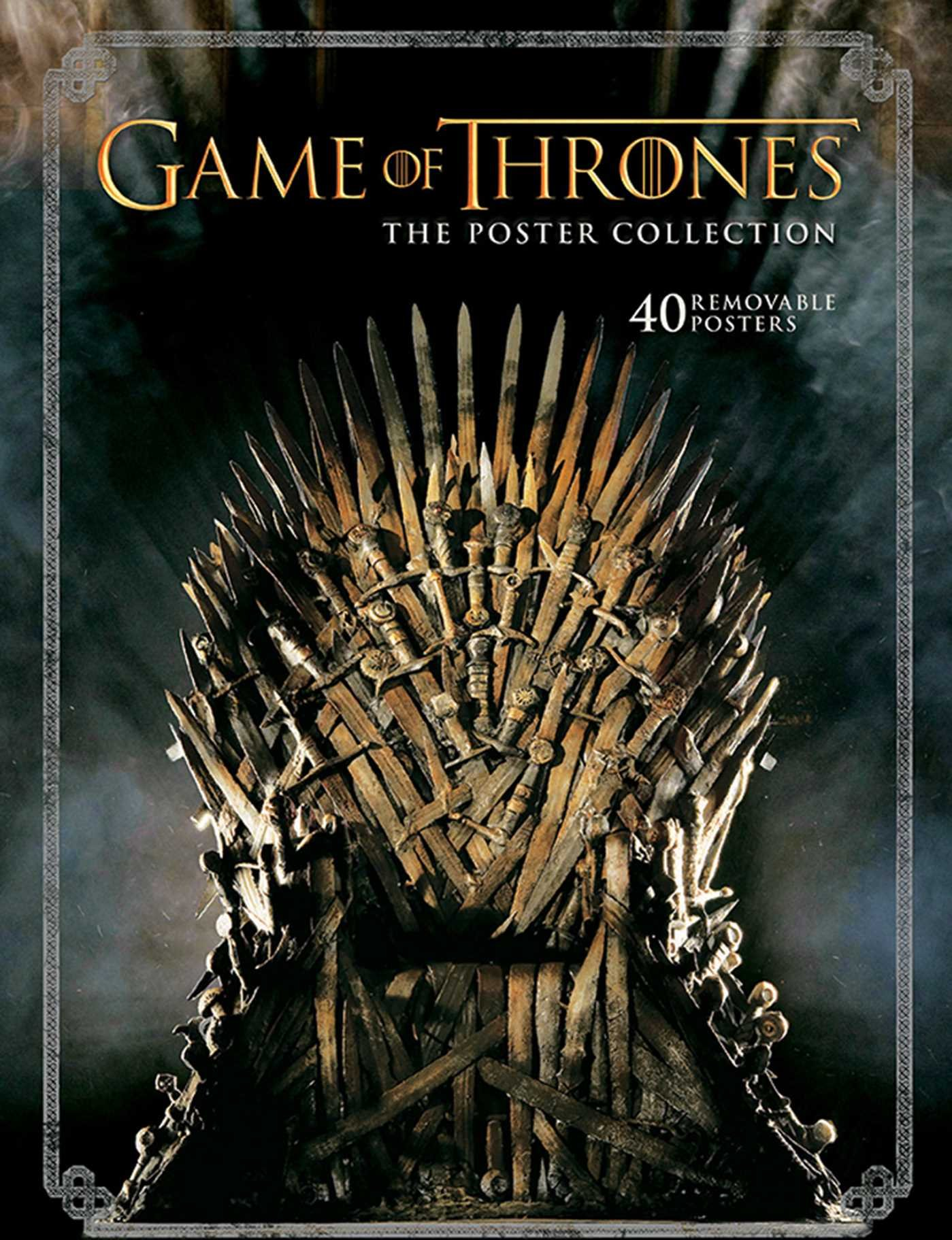 Game Of Thrones The Poster Collection 1 Insights Poster