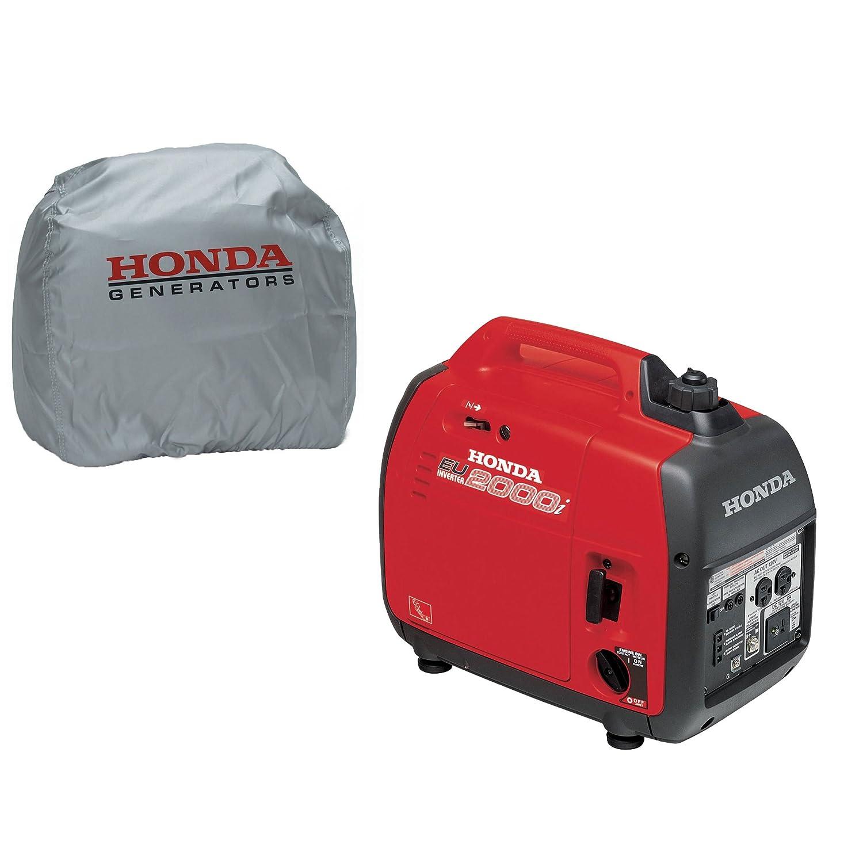 Amazon Honda EU2000i Super Quiet 2000W Generator with
