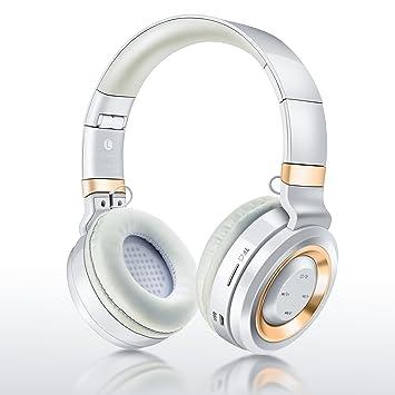 Auricular Inalámbrico de Auriculares Bluetooth 4.0 Estéreo: Amazon.es: Electrónica