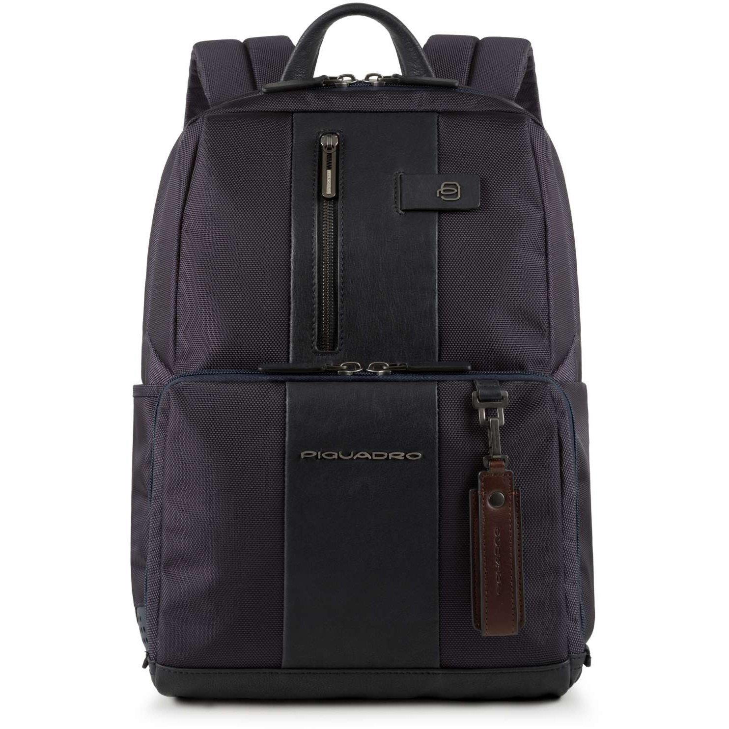 fab751ccda4b Amazon.com: PIQUADRO Backpack Male Blue - CA3214BR-BLU: Shoes