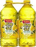 pine-sol Multi - Surface Cleaner , Lemon Fresh Scent , 2Countボトル、120FL OZ合計