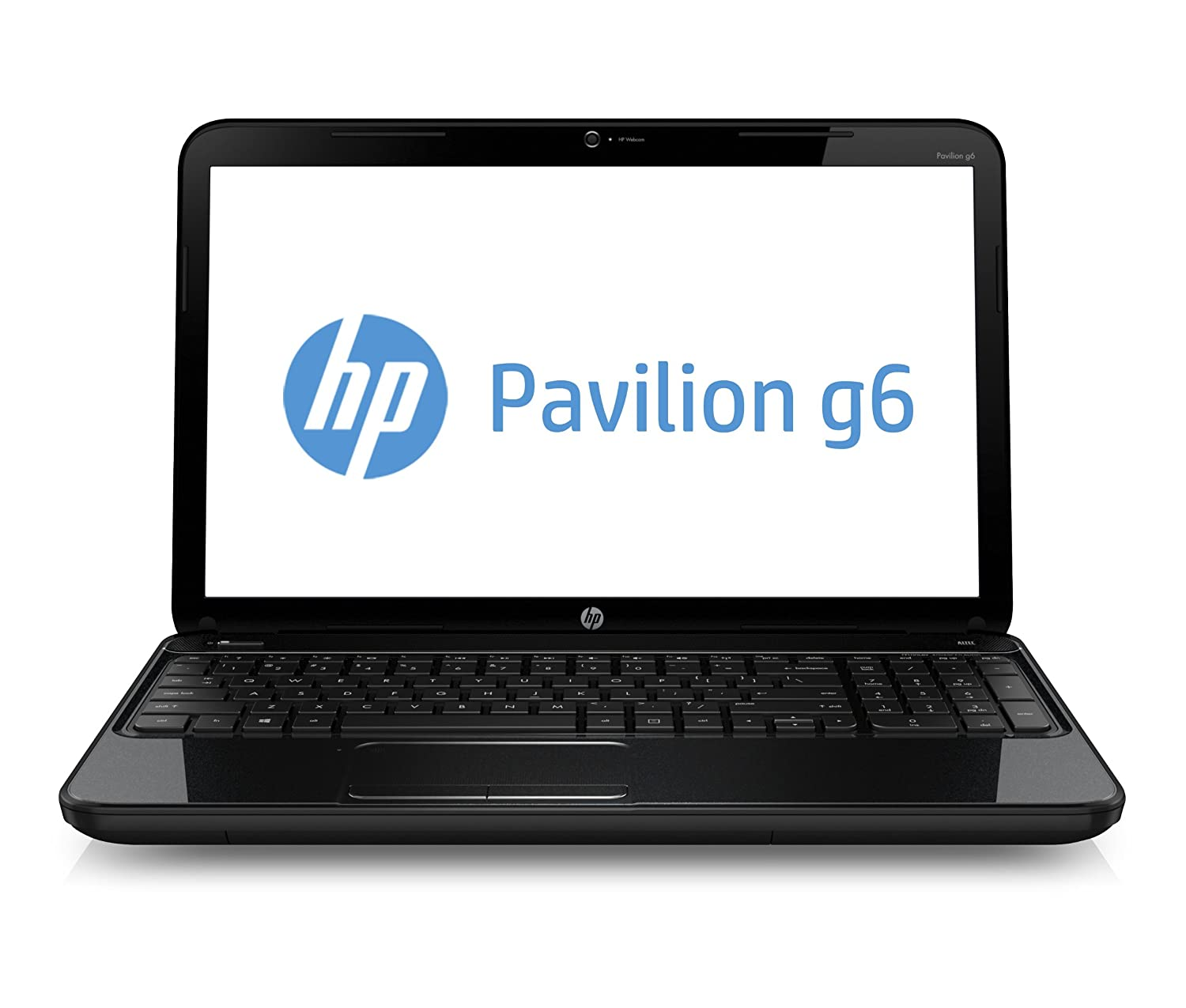 HP Pavilion G6-2252SA 15.6 inch Laptop - Black: Amazon.co.uk: Computers &  Accessories