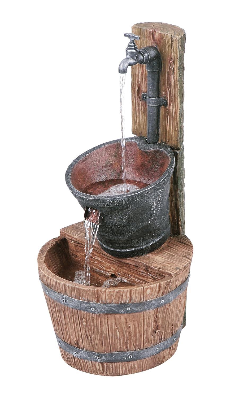 Tende x taverna for Fontane in legno