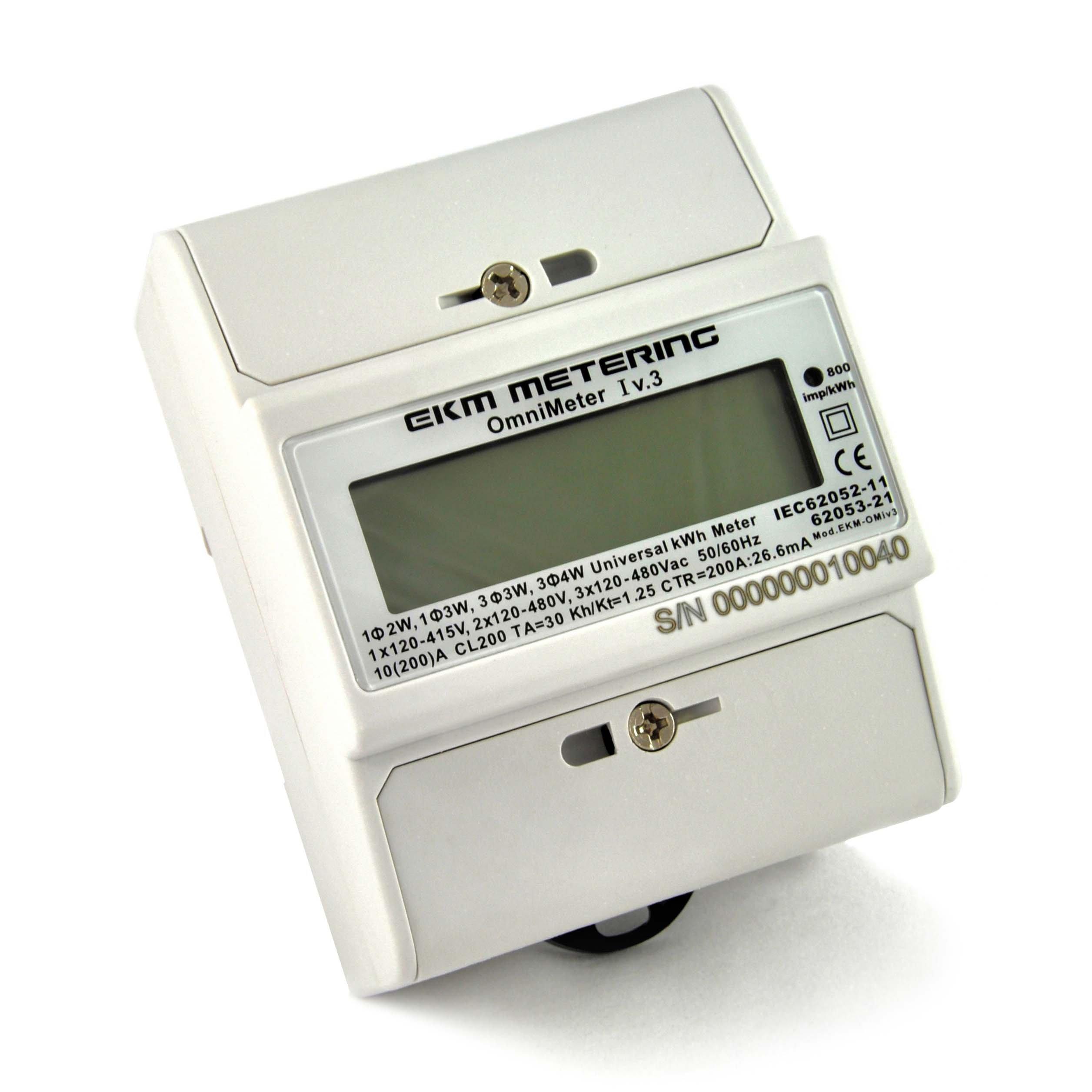 EKM Metering Omnimeter - Universal Smart Submeter