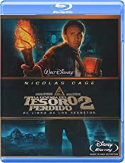 La Leyenda Del Tesoro Perdido 2 [Blu-ray]