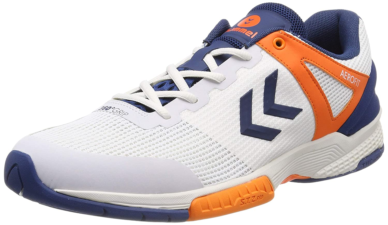 Blau (Poseidon 8616) hummel Unisex-Erwachsene Aerocharge Hb 180 2.0 Multisport Indoor Schuhe