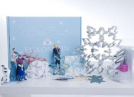 Eiskönigin - Juego para horno de 41 piezas, diseño de Elsa y ...