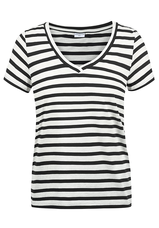 Kleidung & Accessoires Aktiv Only Langarmshirt Damen Weiß Größe M Blusen, Tops & Shirts