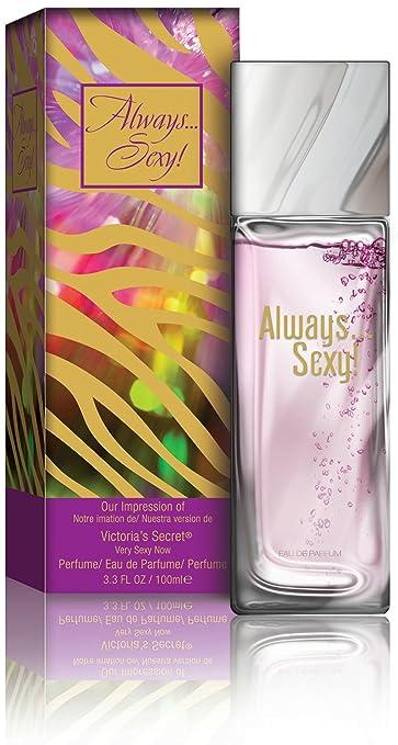 Always sexy perfume