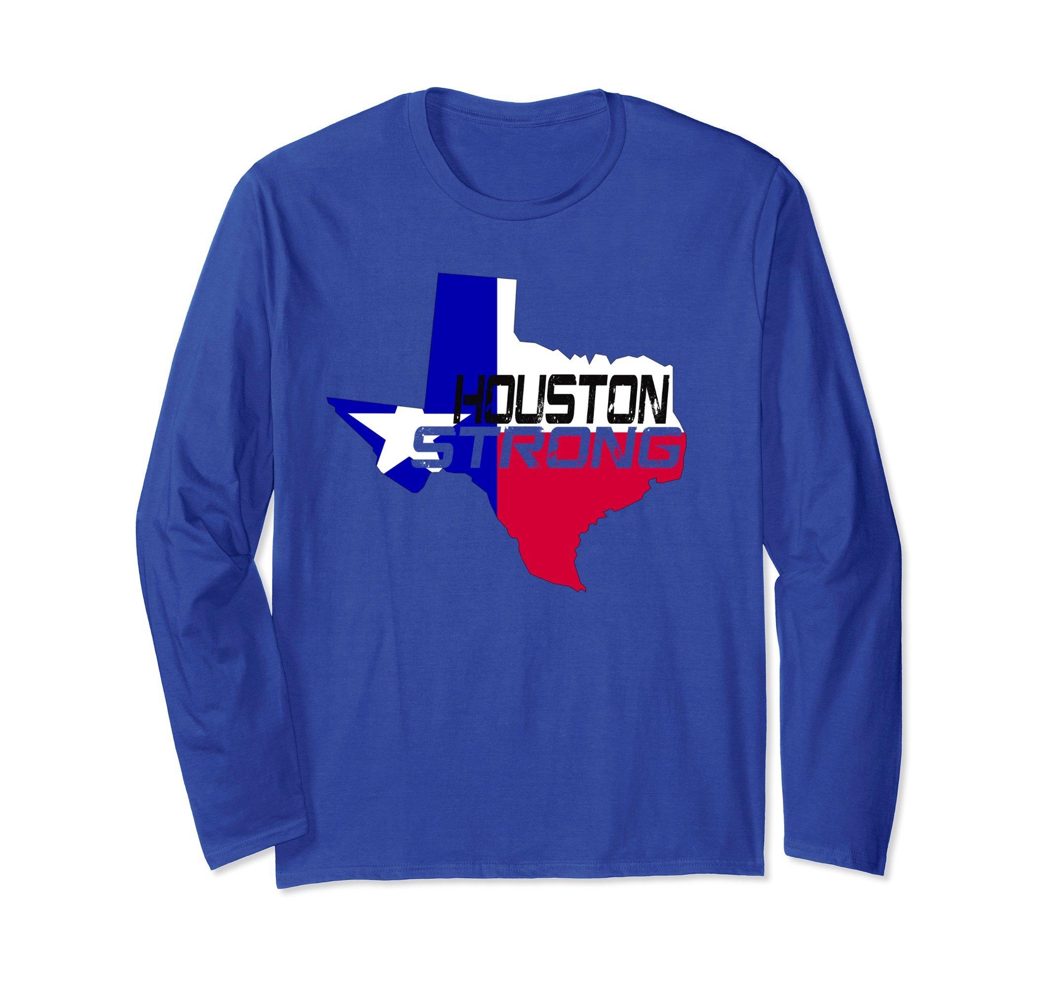 Houston Texas Strong T Shirt