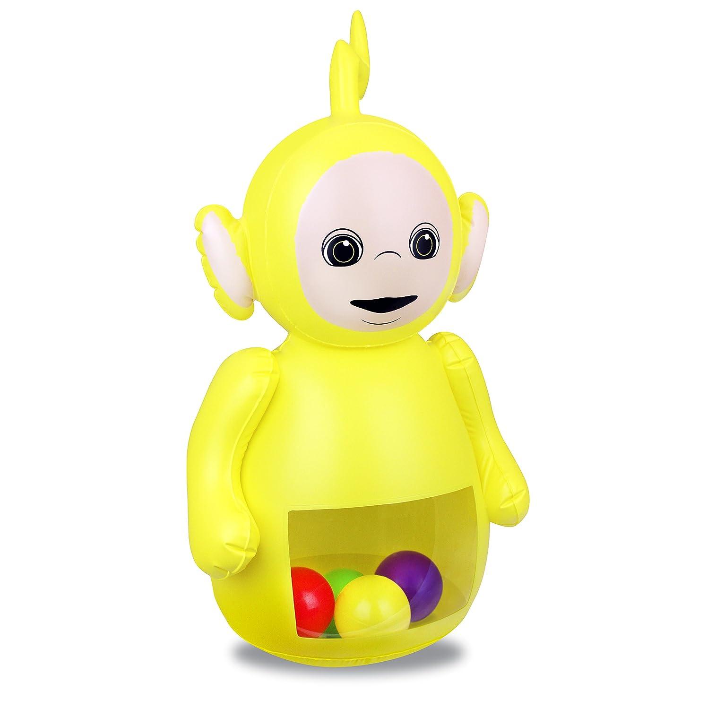 Teletubbies-LaaLaa für btub003-l Haarreifen Spielzeug mit bunten ...