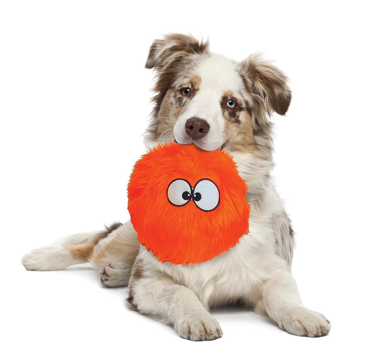 Amazon goDog Furballz Tough Plush Dog Toy with Chew Guard