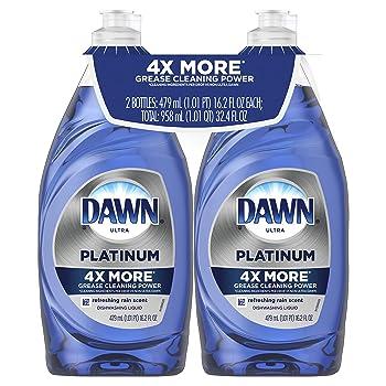 Dawn Platinum Dishwashing Liquid Dish Soap
