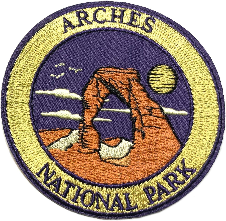 Colorado River Grand Canyon National Park Patch Iron on Arizona