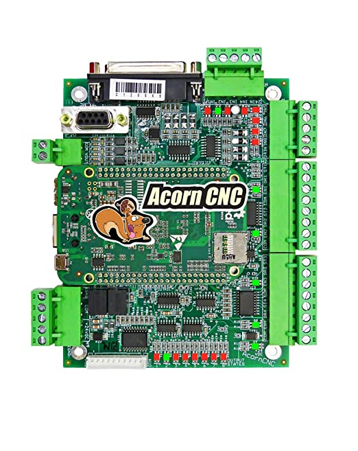 Centroid 4 axis Acorn DIY CNC motion controller kit (REV 4) with CNC on
