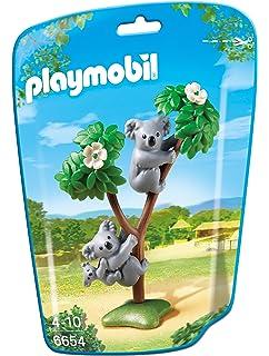 Playmobil 4831 Straussenpaar mit Nest Abenteuer Dschungel