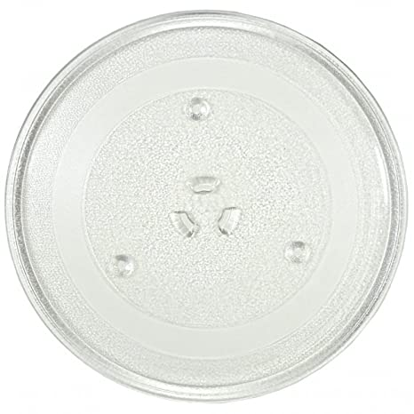 Amazon.com : GE Counter top microwave Microwave Glass Turntable Tray BWR981296 fits PS651544 : Everything Else