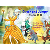 Oliver and Jumpy - the  Cat Series, Stories 31-33, Book 11: Bedtime stories for children in illustrated picture book with short stories for early readers. (Oliver and Jumpy, the cat Series)