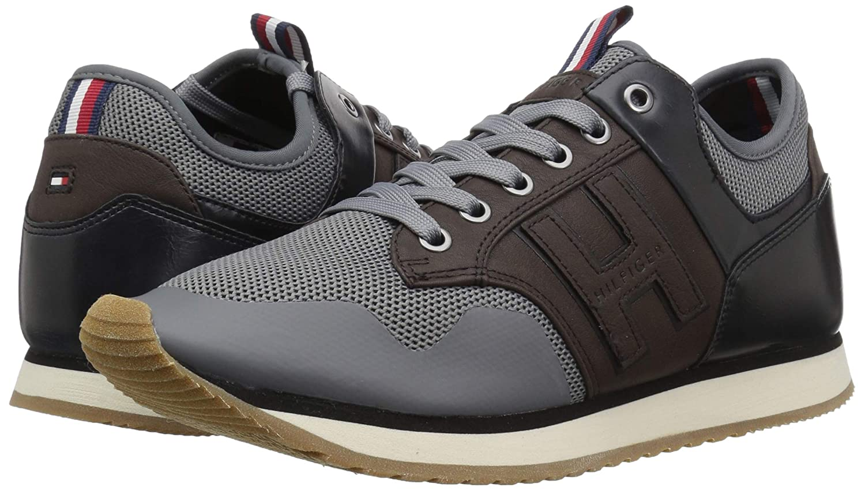 8a1652bf2700 ... Tommy Hilfiger Montez Sneaker B07CNRS53F B07CNRS53F B07CNRS53F Fashion  Sneakers fe25a4