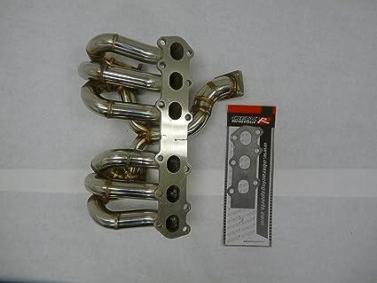 Amazon.com: OBX Twin Turbo manifold TD05,TD06,JDM Supra 1JZGTE: Automotive