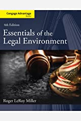 Cengage Advantage Books: Essentials of the Legal Environment Kindle Edition