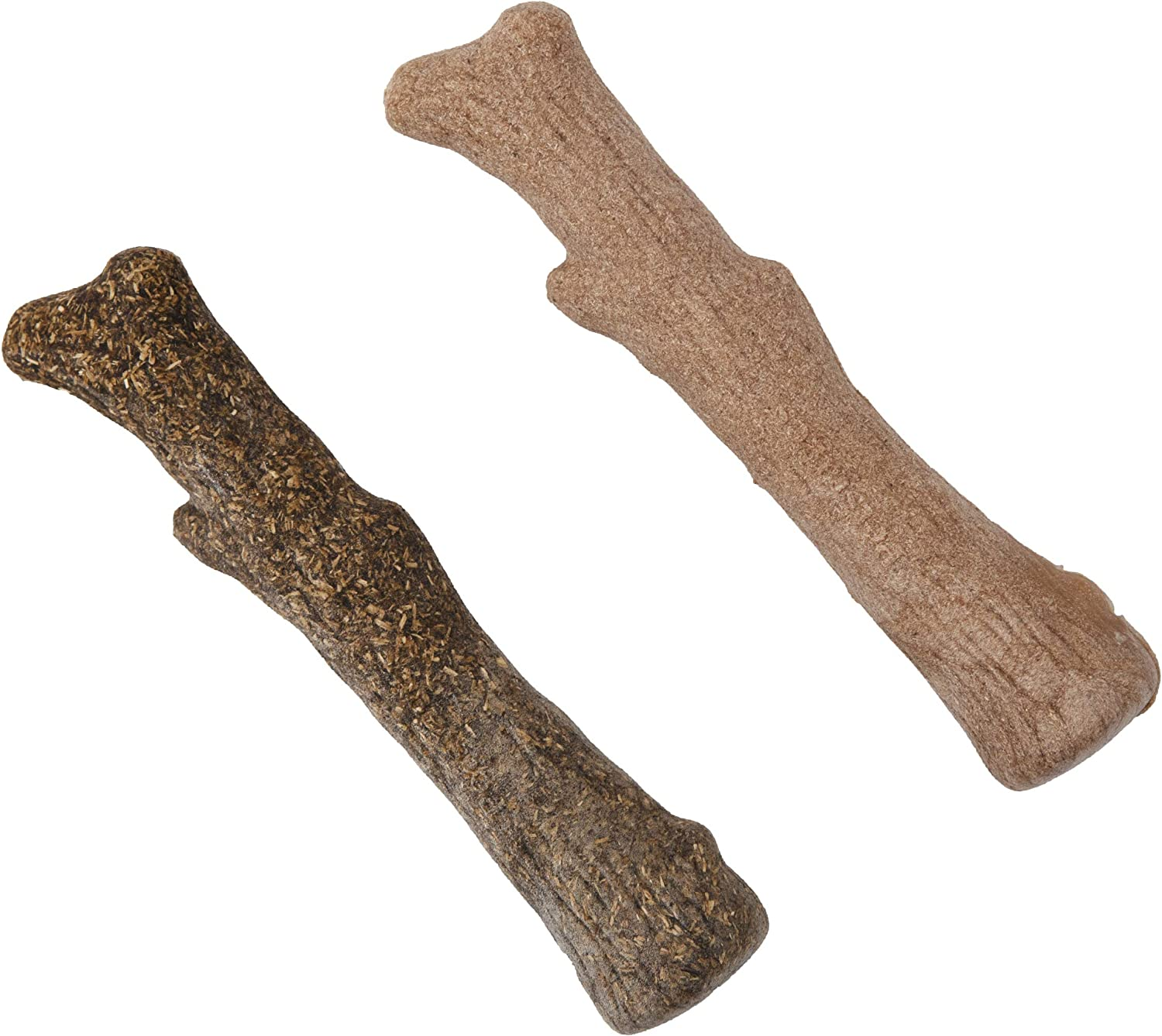 Petstages Dog Chew Toys – Safe & Long Lasting Chewable Sticks - Tough Alternative Chewing Sticks for Dogs