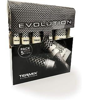 Termix Evolution Soft - Juego de Cepillos Térmicos (5 unidades) MLT-EVO5S (