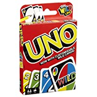 Mattel Uno Card Game