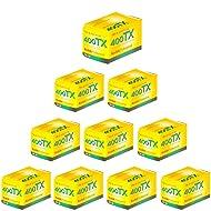 Kodak Tri-x400 135-36 36mm Black and White Film - 10 Pack
