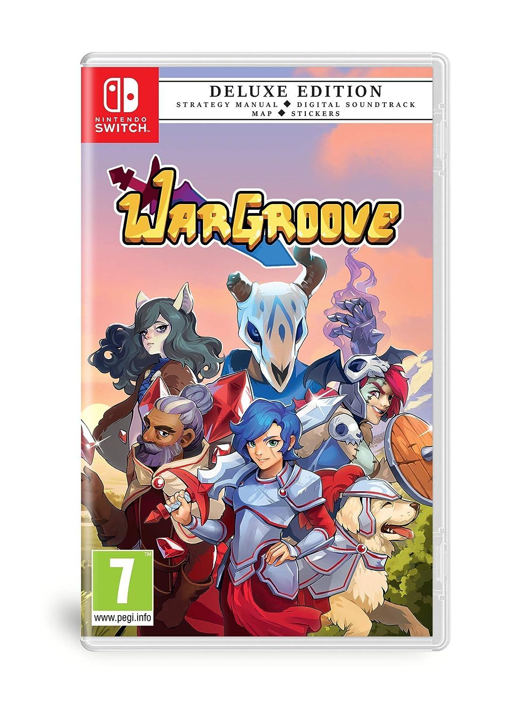 Wargroove: Deluxe Edition - Nintendo Switch [Importación ...