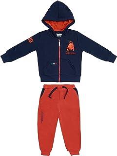 Roli-Land Unisex Kids My Patronus is Pitbull Elastic Sleep Sweatpants Black Gift with Pockets Pajamas