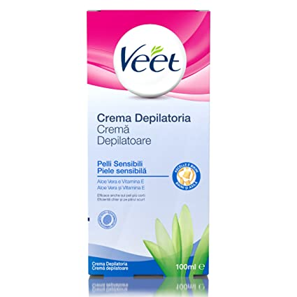 Veet - Crema dep.ascelle/bikini p.s.100 ml. - depilatorio