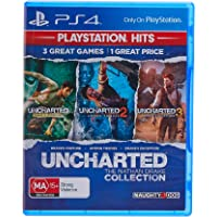 Uncharted Collection HITS (PlayStation 4)
