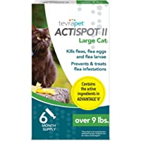 Amazon Best Sellers Best Cat Flea Amp Tick Control