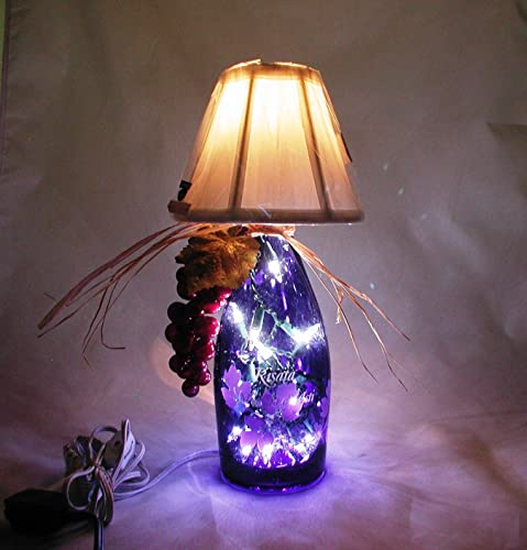 Amazon italian tuscan style table lamp crafted from a italian tuscan style table lamp crafted from a recycled risata moscato dasti aloadofball Images